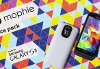 Mophie's Juice Pack для Samsung Galaxy S5 на 3000 мАч