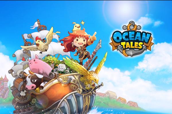 Ocean Tales – бухта мечты для Samsung Galaxy S5, S4, Note 3