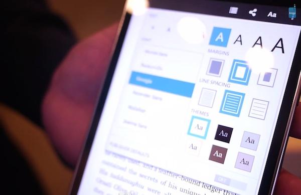 Samsung Galaxy Tab 4 Nook анонсирован