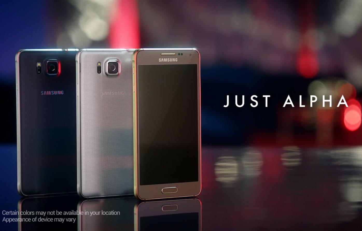 Samsung galaxy alpha несколько видео