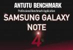 Samsung Galaxy Note 4 появился в AnTuTu Benchmark