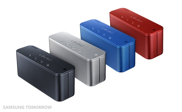 Samsung представил колонки Level Box mini wireless speaker