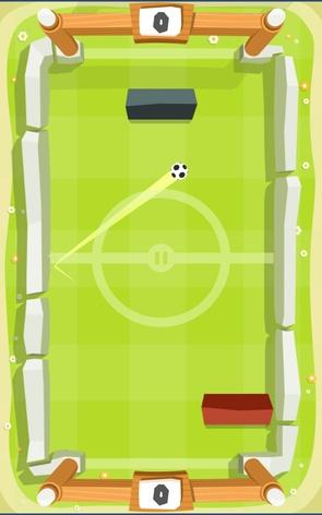 Soccer Pong для Galaxy S5 S4 S3