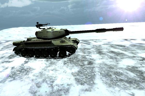 Живые обои на рабочий стол танки из world of tanks 3