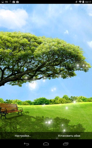 Wide Tree – ветвистое дерево для Galaxy S5, S4, S3, Note 3, Ace 2