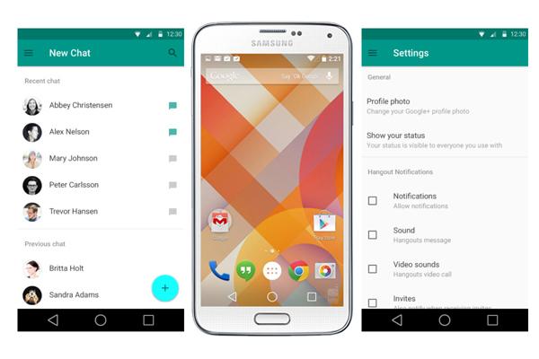 Android L для Samsung Galaxy S5 и Galaxy Note 4 выйдет в декабре