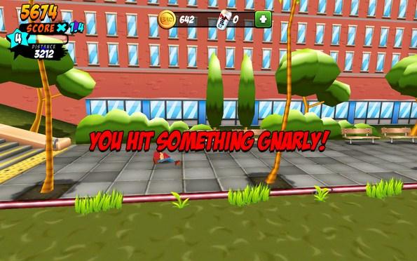 Epic Skater – скоростное качение для Samsung Galaxy Note 3, S5, S4, S3