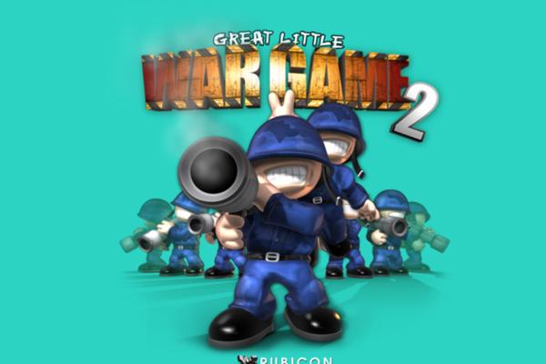 Great Little War Game 2 - военное противостояние для Samsung Galaxy Note 3, S5, S4, S3