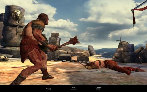 Hercules – легенда о герое для Samsung Galaxy S5, S4, Note 3