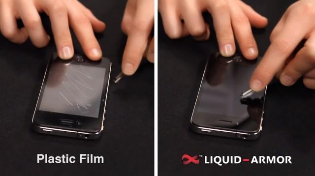 Nano Liquid Protector - жидкая защита экрана Samsung Galaxy