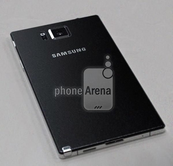 Galaxy Note 4 - задняя крышка