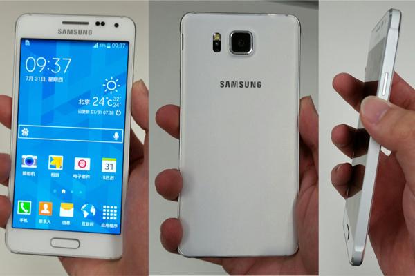 Samsung SM-A300, SM-A500 и SM-A700 - новая серия смартфонов