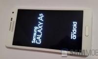 Samsung Galaxy A5 (SM-A500) на реальных фото