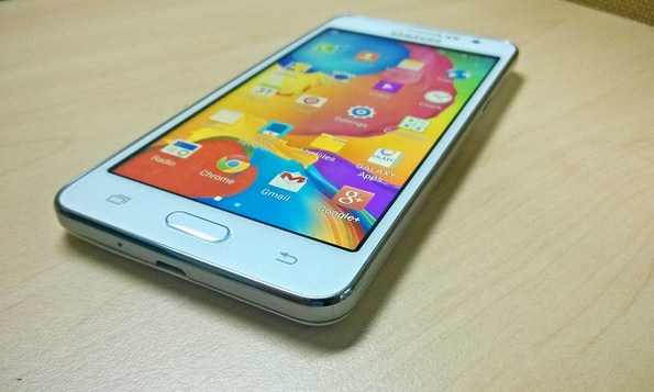 Середнячек для селфи - Samsung Galaxy Grand Prime