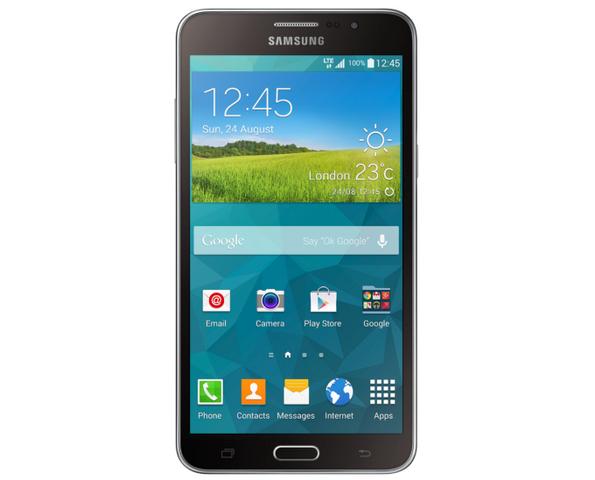 В Азии доступен 6-дюймовый смартфон Samsung Galaxy Mega 2
