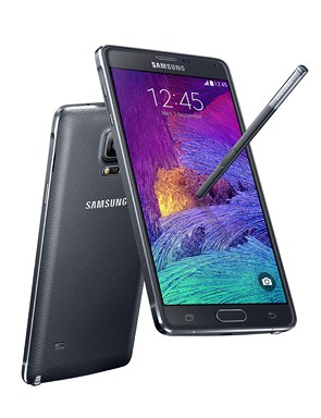 Смарфтон Samsung Galaxy Note 4 - обзор