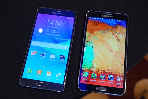 Особенности Samsung Galaxy Note 4