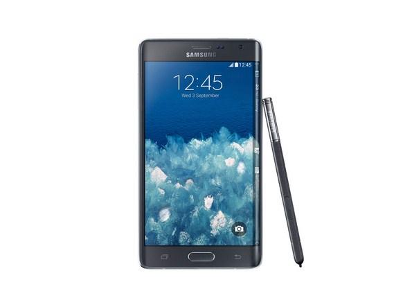 Фаблет Samsung Galaxy Note Edge - смартфон с изогнутым экраном