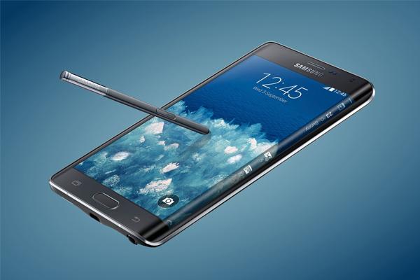 Samsung Galaxy Note Edge выйдет ограниченным тиражом