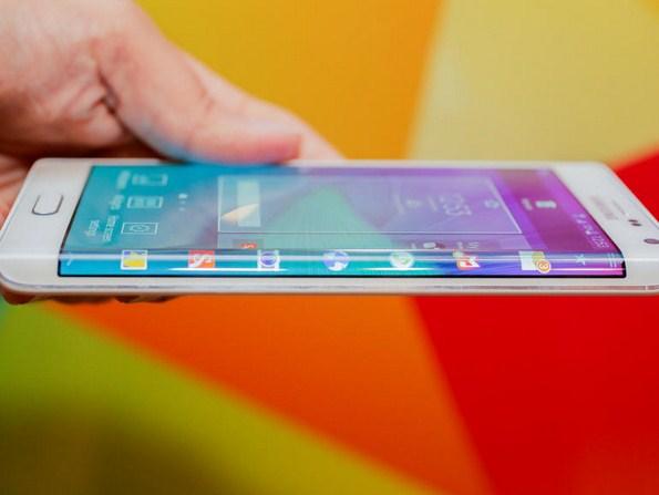 Основные особенности Samsung Galaxy Note Edge