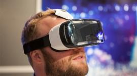 Samsung демострируют работу виртуальной реальности Gear VR
