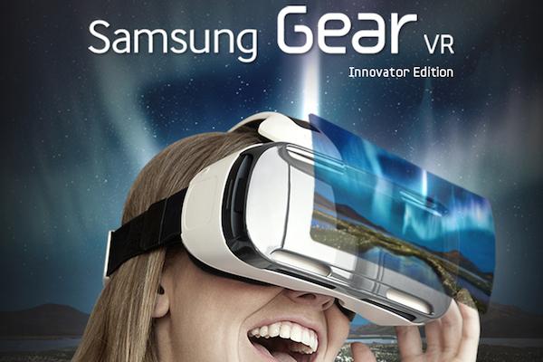 Возможности Samsung Gear VR - инфографика