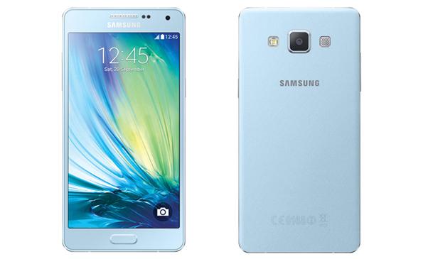 Новые смартфоны Samsung Galaxy A5 и Galaxy A3 - фото и особенности