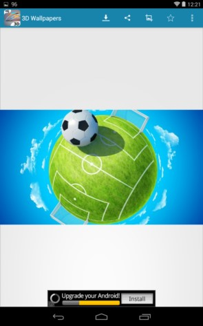 3D Wallpapers – подборка трехмерных обоев для Galaxy S5, S4, S3, Note 3, Ace 2