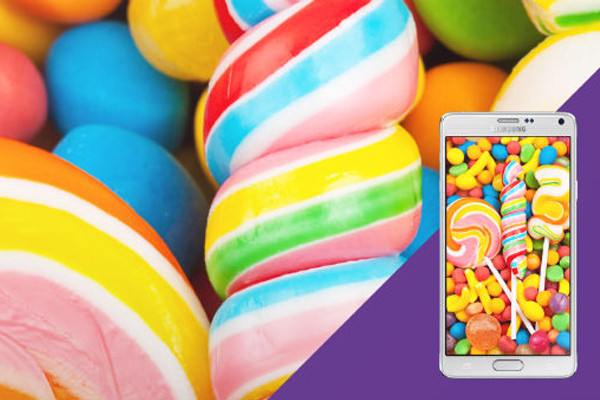 Предположение о дате выхода Android 5 Lollipop на Galaxy Note 4