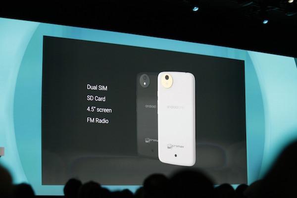 Смартфоны на Android One