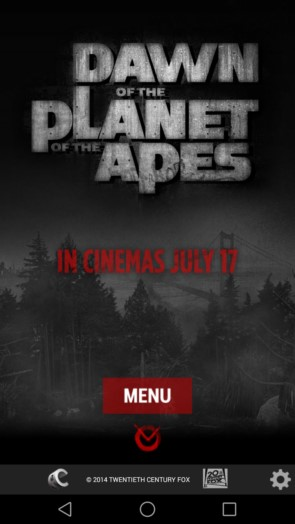 Dawn of the Planet of the Apes – обои с обезьянами для Galaxy S5, S4, S3, Note 3, Ace 2