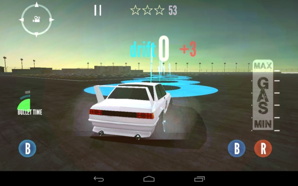 Drift Zone – входим в занос для Samsung Galaxy S5, S4, Note 3
