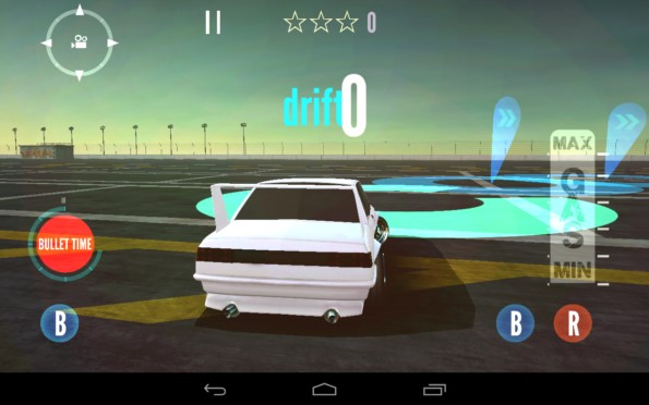 Drift Zone – входим в занос для Samsung Galaxy S5, S4, Note 3