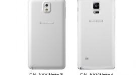 Некоторые подробности о дизайне Galaxy Note 4 и Galaxy Edge