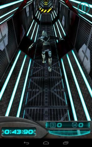 Gravity Project – бег в тоннелях для Samsung Galaxy Note 3, S5, S4, S3