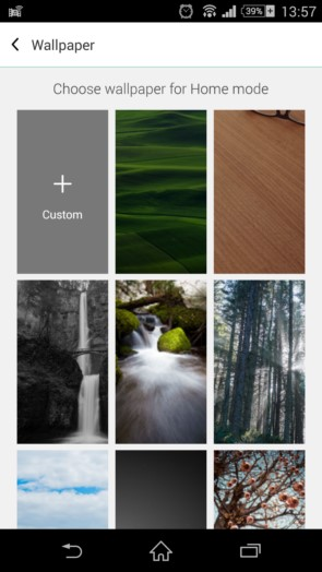Next Lock Screen - многофункциональное меню блокировки для Samsung Galaxy Note 3, S5, S4, S3