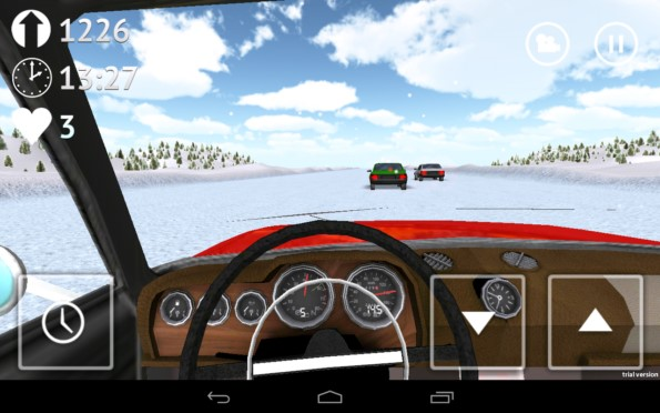 Russian Traffic Racer – симулятор вождения для Samsung Galaxy Note 3, S5, S4, S3