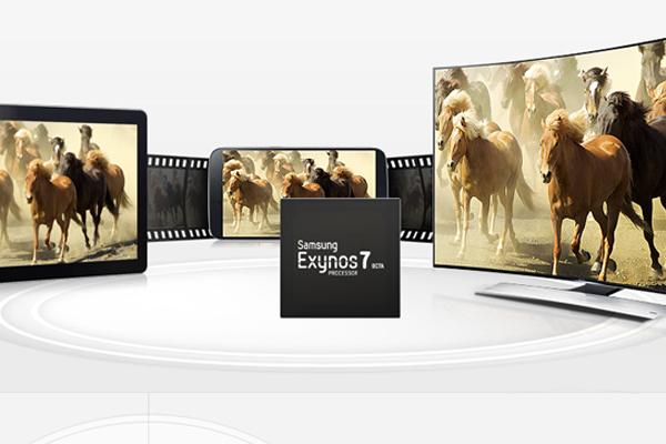 Exynos 7 Octa - новое поколение чипсетов Samsung