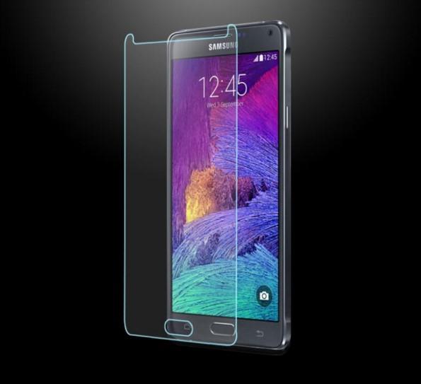 Защитное пленка-стекло для Galaxy Note 4