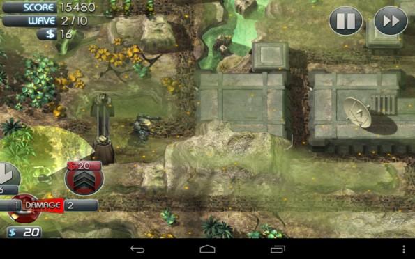 Sentinel 3 – стражи планет для Samsung Galaxy Note 3, S5, S4, S3
