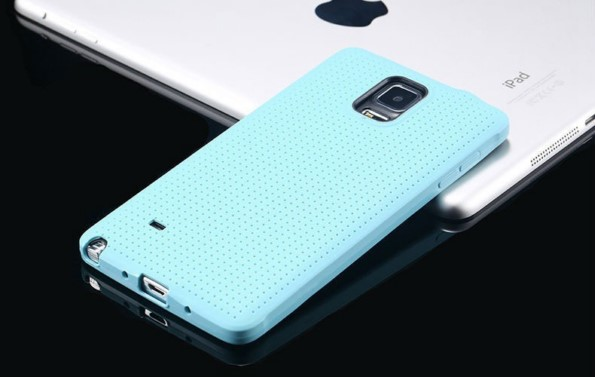 TPU чехол для Samsung Galaxy Note 4
