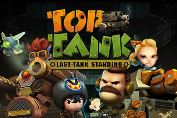 TopTank – танковые битвы для Samsung Galaxy S5, S4, Note 3