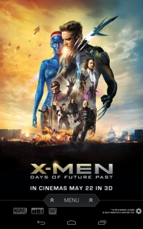 X-Men: Days of Future Past – обои с супергероями для Samsung Galaxy Note 3, S5, S4, S3