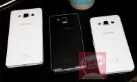 Утечка фото Samsung Galaxy A5 и Galaxy A3