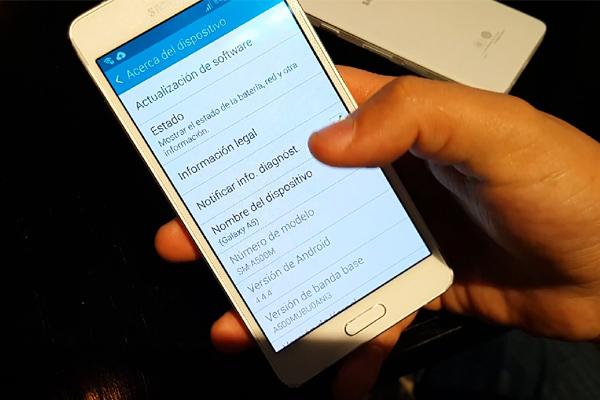 Samsung Galaxy A3 и Galaxy A5 - смартфоны на видео