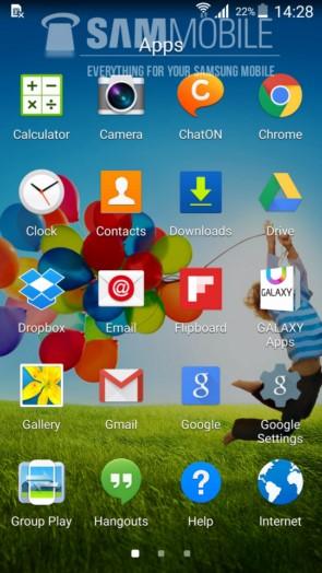 Нововведения в Android 5.0 для Galaxy S4