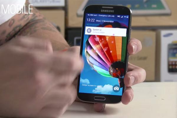 Видео и скриншоты Samsung Galaxy S4 с Android 5.0 Lollipop