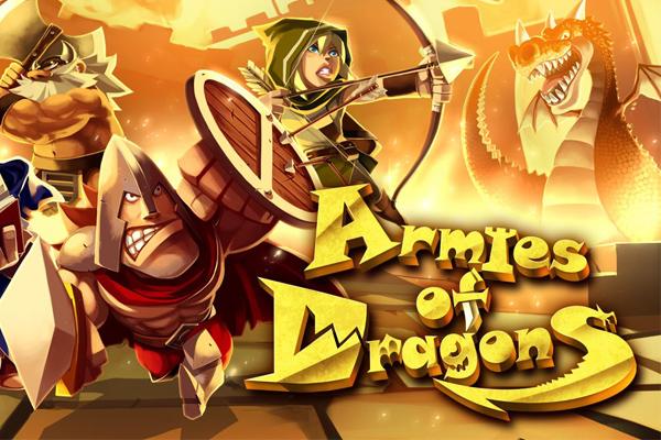 Armies of Dragons – защита от орды для Samsung Galaxy S5, S4, Note 3, Note 4