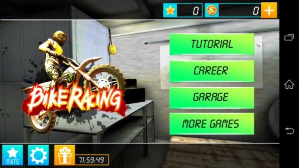 Bike Racing – трюки на байках для Samsung Galaxy Note 4, Note 3, S5, S4, S3