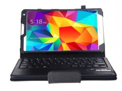 Bluetooth клавиатура-чехол на Samsung Galaxy Tab S 8.4